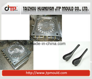 Household Plastic Spoon Mould Plastic Injection Moulding pictures & photos