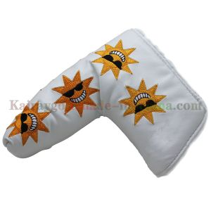 Golf Putter Cover Synthetic Leather (GPC027)