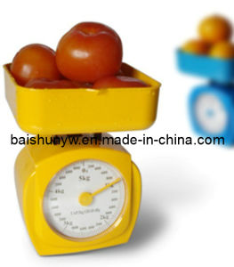 5kg Mechanical Kitchen Scale (KCA-003) pictures & photos