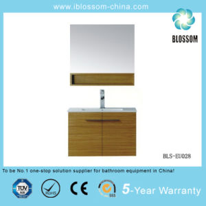 Modern MDF Bathroom Vanity, Bathroom Cabinet, Bathroom Furniture (BLS-EU028) pictures & photos