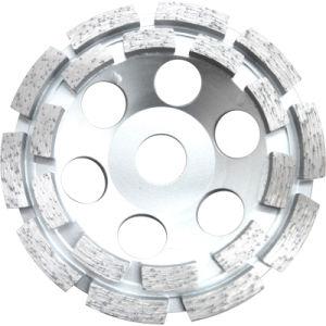 Single Row Diamond Cup Grinding Wheel pictures & photos