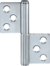 SUS304 Satin Finish Flag Hinge for Wooden Door (KTG-802) pictures & photos