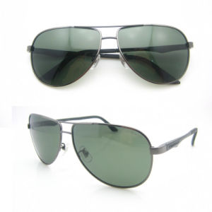 New Fashion Polarized Metal Sunglasses with CE/FDA Certificate pictures & photos