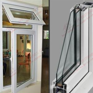 High Quality LG Profile PVC Windows (BHP-CWP07) pictures & photos