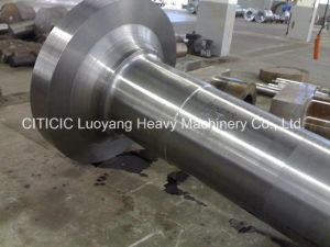 Mine Hoist Forging Shaft pictures & photos