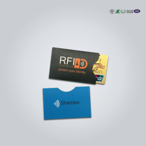 Secure Factory Price RFID Blocking Card Sleeve pictures & photos