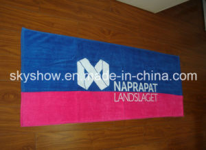 Full Size Printing Beach Towel (SST0343) pictures & photos