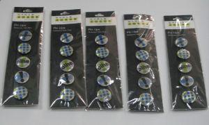 Reflective Badges Button pictures & photos