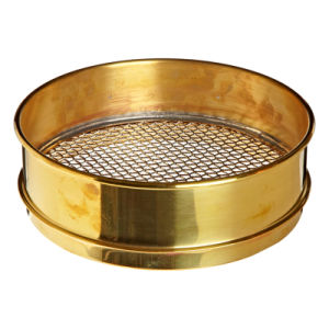 Woven/Peforated Standard Sieve Shaker for Lab Equipment or Cement Plant Lab pictures & photos