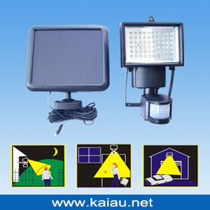 60PCS Solar Power LED Sensor Lamp pictures & photos