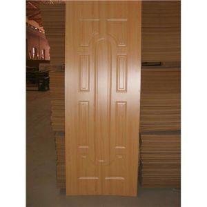 HDF Door Skin/3mm Door Skin/Molded Door Skin/Bare Door Skin pictures & photos