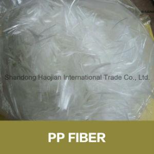 Engineering PP Fibra polypropylene for Construction Crack Resistance Mortar pictures & photos