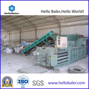 Hydraulic Baling Machine for Plastic Sheet Iron HM-2 with CE pictures & photos