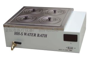 Hh-S4 Thermostatic Digital Two-Row Four-Hole Laboratory Waterbath pictures & photos
