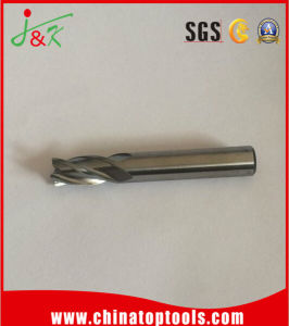 HSS End Mills with DIN 844 Three Flute Standard pictures & photos
