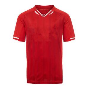 Baratas Camisetas De Futbol Replicas Espana Premier League FC Mens New 13 14 Home Red Football T Shirt and Spainish Short Sleeve Soccer Jerseys Uniforms Kits
