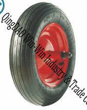 """14""""X3.50-8 Pneumatic Rubber Wheel for Wheelbarrow Tire pictures & photos"""