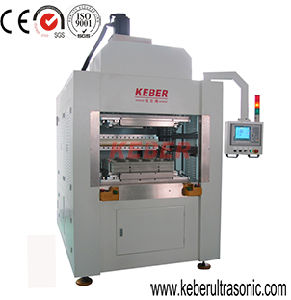 Hot Plate Welding Machine for Auto Air-Conditioning (KEB-RB6550)