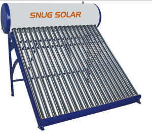 Snug Solar Water Heater System with 1800mm Vacuum Tube pictures & photos