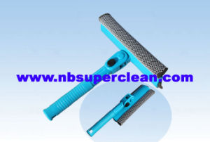 2015 New Products Cheap Rotating Cleaning Glass Window Car Wash Squeegee (CN1727) pictures & photos