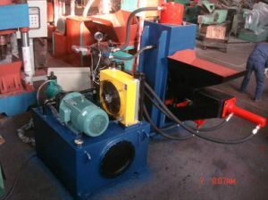 Hydraulic Copper Aluminim Chips Briquetting Press Recycing Machine pictures & photos