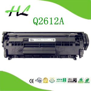 Black Toner Cartridge for HP Q2612A Suitable For Use in HP Laserjet Printer 1010/1012/1015/3015/3020/3030