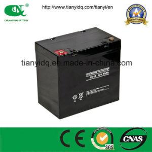 12V55ah Lead Acid Storage Battery for Solar System