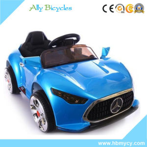 double drive kids ride on rc children electric toys car
