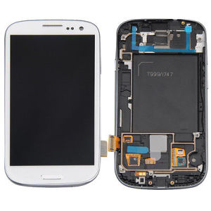 Original LCD Display Screen for Samsung S3 I9300 I747 T999 pictures & photos