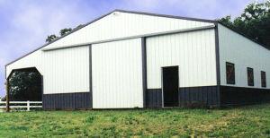 Light Steel Structure Workshop Metal