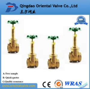 Professional Forged ISO Steam Gate Valve Dn20 pictures & photos