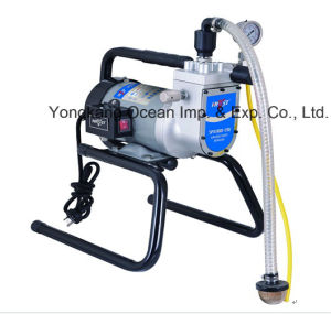 Hyvst Electric High Pressure Airless Paint Sprayer Diaphragm Pump Spx1100-210 pictures & photos