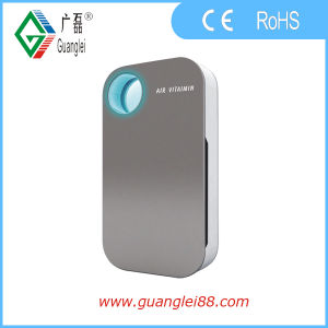 Removal Mini Air Purifier Ionizer with LED for Home pictures & photos