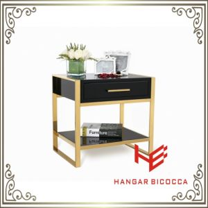 Corner Table (RS161601)Bed Stand Tea Table Side Table Stainless Steel Furniture Home Furniture Hotel Furniture Modern Furniture Table Coffee Table Console Table pictures & photos