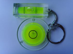 Spirit Level With Key Chain (EV-V912) pictures & photos