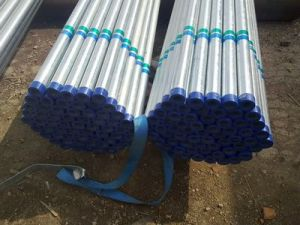 China Supplier Hot Sale Hydraulic Pressure Control Galvanized Pipes pictures & photos