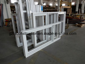 Aluminum Awning Window with AS/NZS2208 Double Glazing Glass pictures & photos