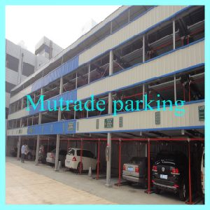 Carport Equipment Puzzle Parking System Hydraulic Parking Lifts pictures & photos