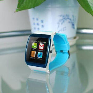Fashion Mobile Watch with Bluetooth FM Camera MP3