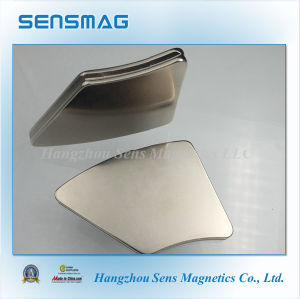Professional Arc Permanent NdFeB Neodymium Magnet for Generator pictures & photos