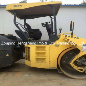 Used 2012year Bomag 230ad Road Roller with Lowest Price