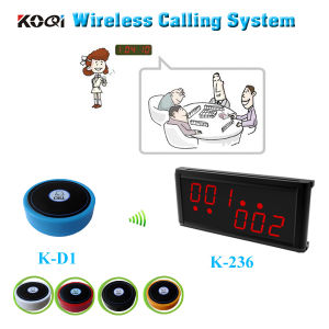 2014 New CE Approved Hotel Calling System with Button and Screen pictures & photos