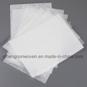 Pet Fibre Thermo-Bonded Backbone Nonwoven Fabric pictures & photos