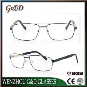 New Metal Spectacle Frame Glasses Eyewear Eyeglass Optical Frame pictures & photos
