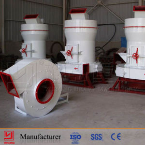 Yuhong Raymond Mill Stone Powder Making Machine pictures & photos