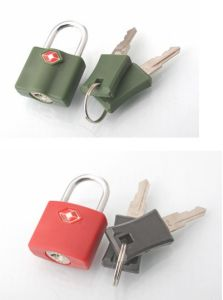 Tsa Padlock, Brass Padlock, Master Lock Al-007 pictures & photos