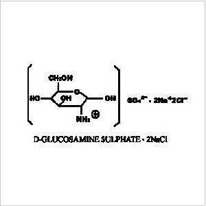 D-Glucosamine Sulfate Sodium DC Grade