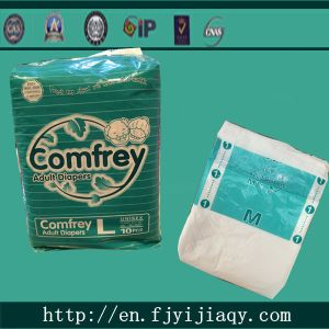 Hot Sale Hot Old People Usage Comfrey Adult Diapers pictures & photos