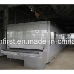 Factory Directly Supply Tunnel Quick Freezer for Food Dumpling pictures & photos