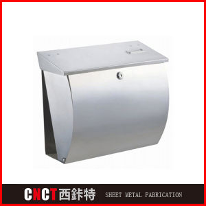 New Model Stainless Steel Waterproof Mailbox pictures & photos